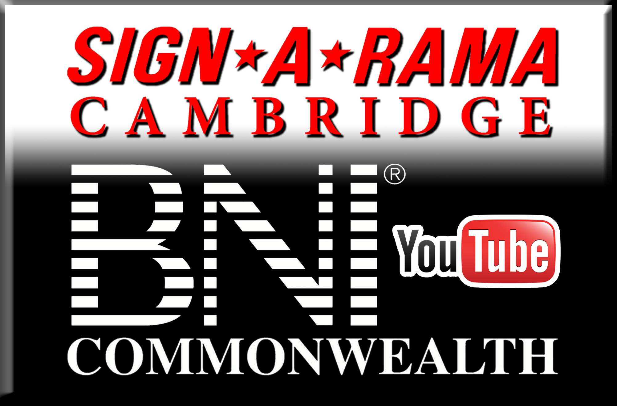 Signarama Cambridge BNI Commonwealth Signs Boston